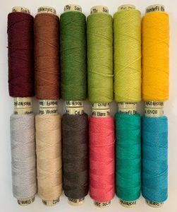 Wonderfil Wool Acrylic thread