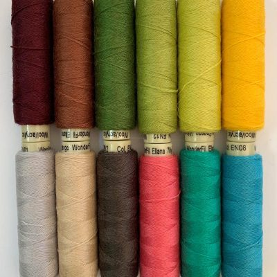 Wonderfil Wool Acrylic thread