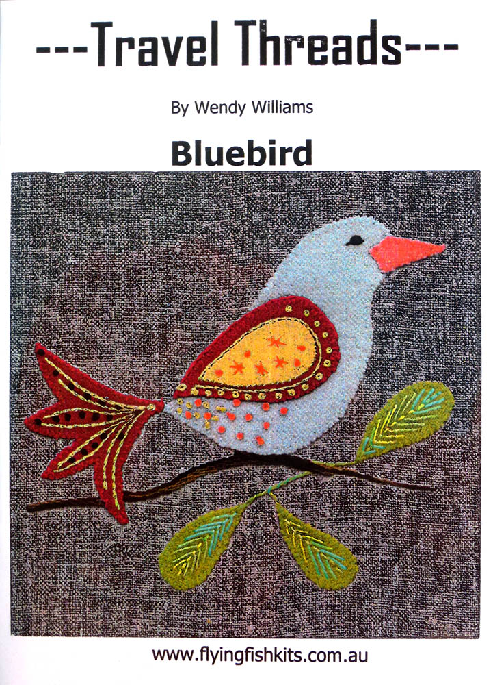Travel Threads - Bluebird