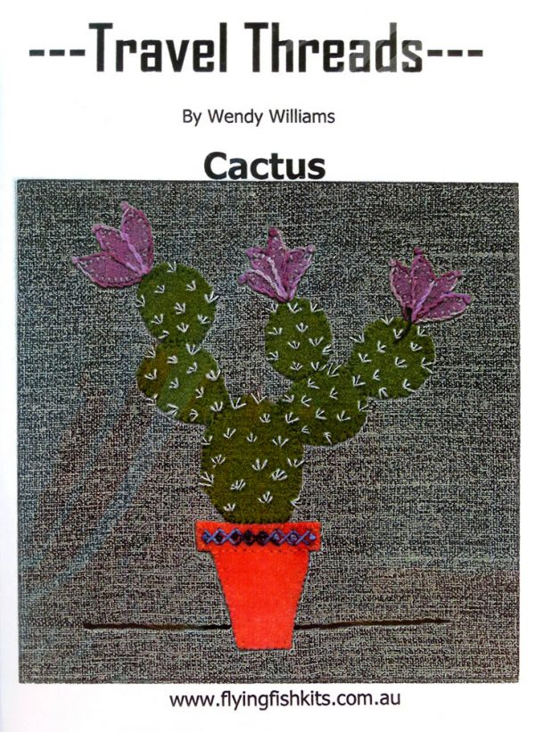 Travel Threads - Cactus