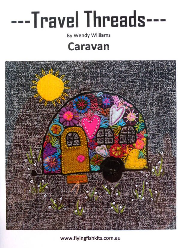 Travel Threads - Caravan