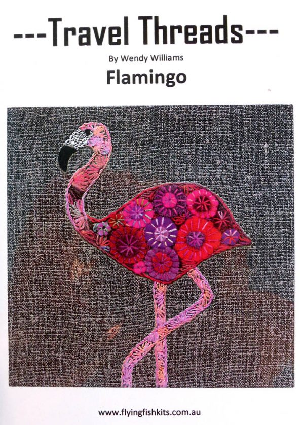 Travel Threads - Flamingo