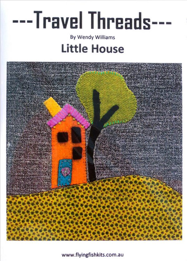 Travel Threads - Little House