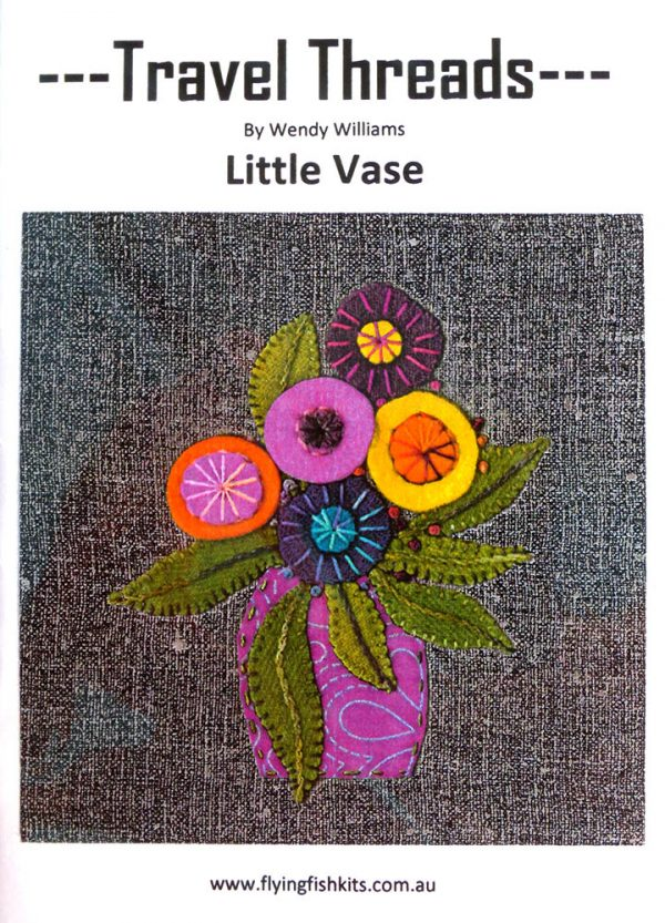 Travel Threads - Little Vase