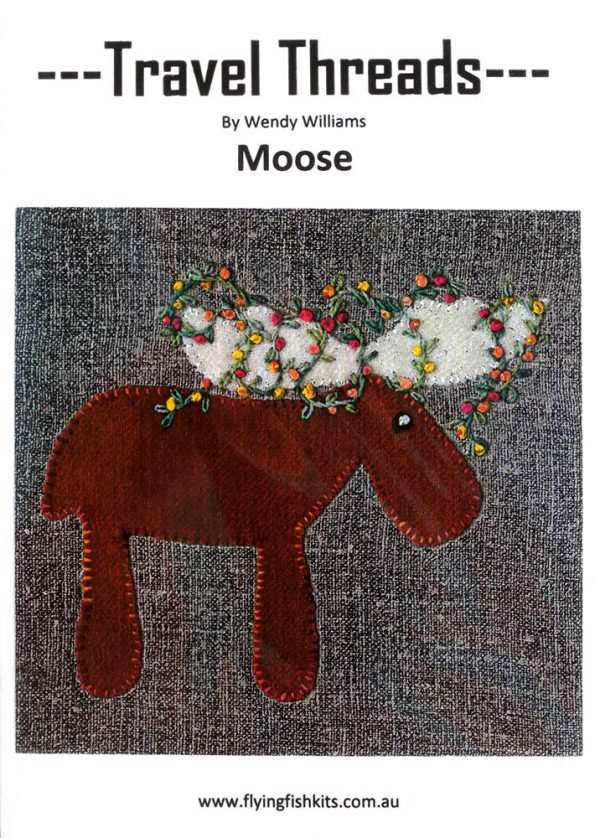 Travel Threads - Moose