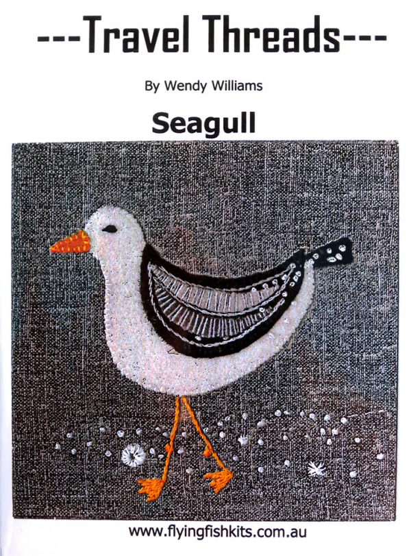 Travel Threads - Seagull