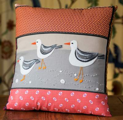 Seaside Cushions