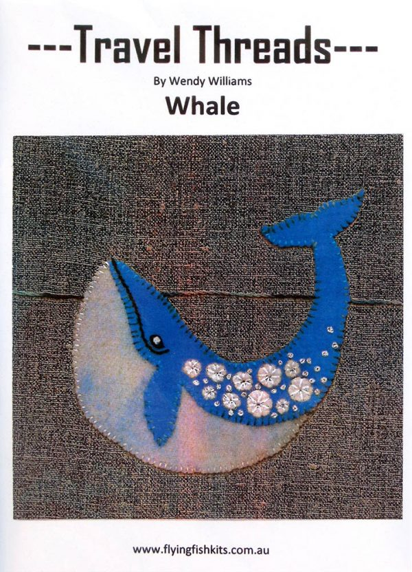 Travel Threads - Whale