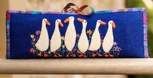 Ducks In My Garden - Thread Pack