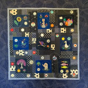 Thought Bubbles Quilt