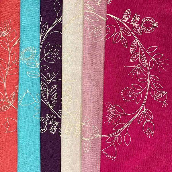 Embroidered-Wreath-Cushion-linen-choices