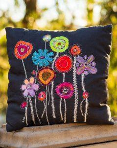Growing Wild Cushion