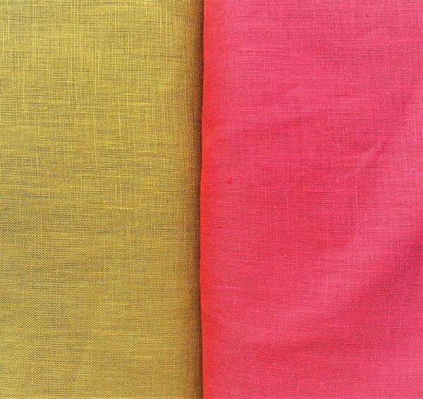 Little Bird Cushions - Linen Background